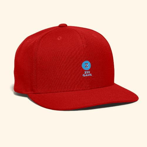 ZEE GANG - Snap-back Baseball Cap