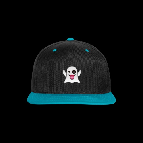 Ghost Emote - Snap-back Baseball Cap