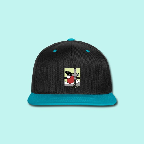 this land - Snap-back Baseball Cap
