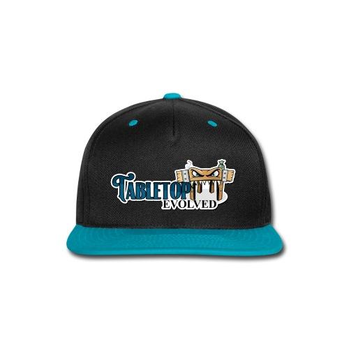 Tabletop Evolved Logo - Snap-back Baseball Cap