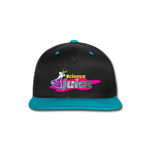 Science Juice - Snap-back Baseball Cap