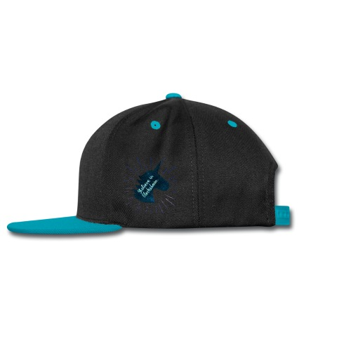 Believe in Blockchain Unicorn - Snap-back Baseball Cap