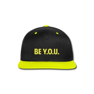BE YOU - Snap-back Baseball Cap