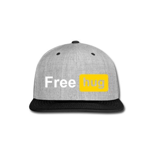 Free HUG - Snap-back Baseball Cap