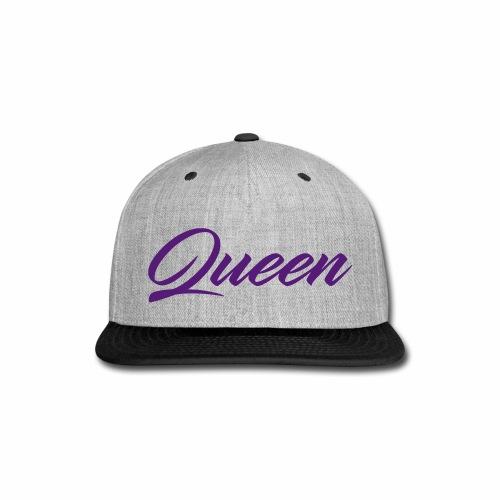 Queen - Snap-back Baseball Cap
