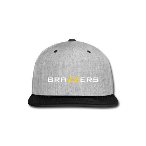 Brazzers Primary Logo - Snap-back Baseball Cap