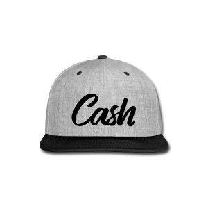 Cash - Snap-back Baseball Cap