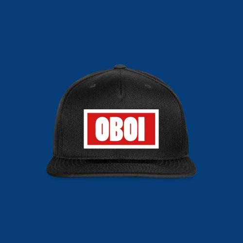 OBOI LOGO - Snap-back Baseball Cap