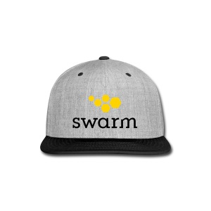 Swarm Agency Merchandise - Snap-back Baseball Cap