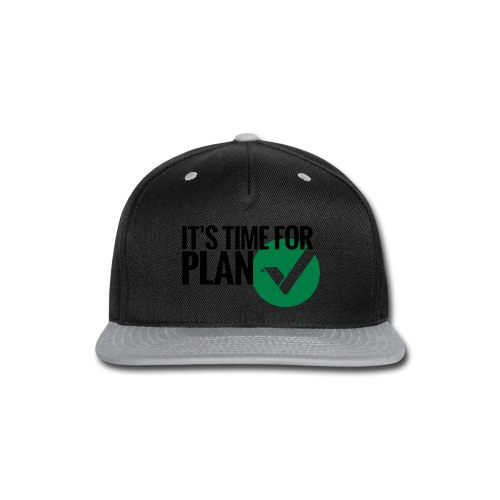 Time for Plan V(ertcoin) - Snap-back Baseball Cap