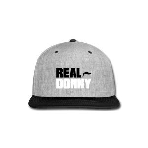 Real Donny - Snap-back Baseball Cap