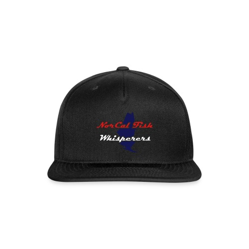 Red White and Blue NCFW - Snap-back Baseball Cap