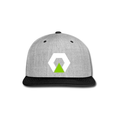 Hat with Bridge Logo - Snap-back Baseball Cap