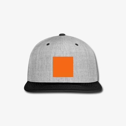 Simple square - Snap-back Baseball Cap