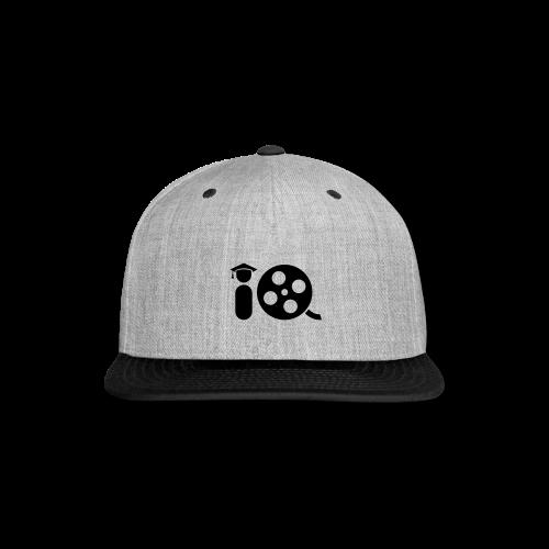 Filmmaker IQ Logo - Snap-back Baseball Cap