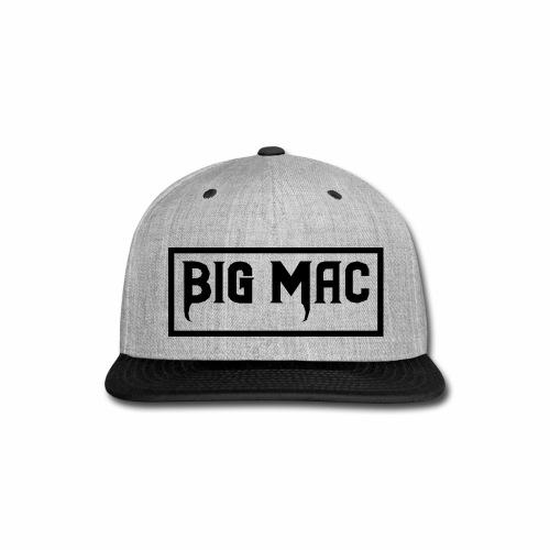Big Mac Logo - Snap-back Baseball Cap