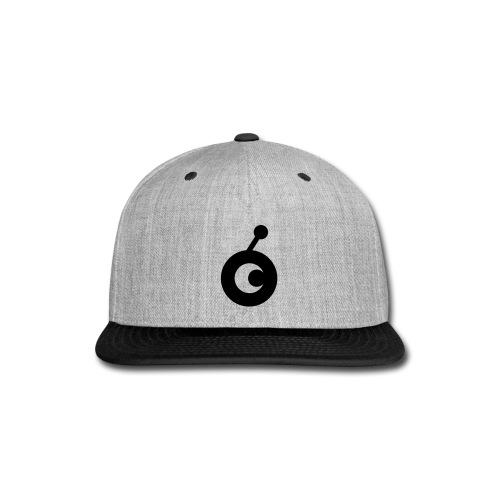 OST Logo chose print color - Snap-back Baseball Cap