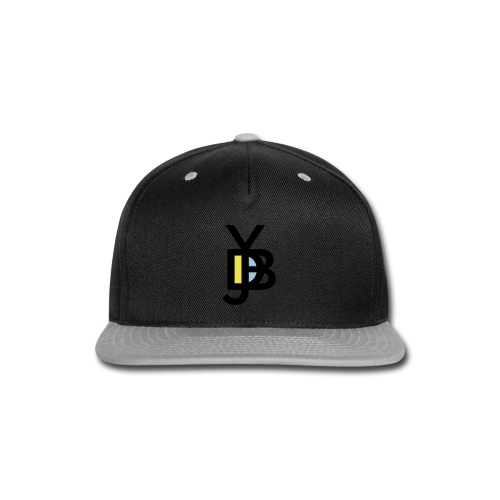 Jybd black 3 color - Snap-back Baseball Cap