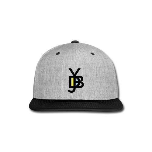 Jybd black 3 color - Snap-back Baseball Cap