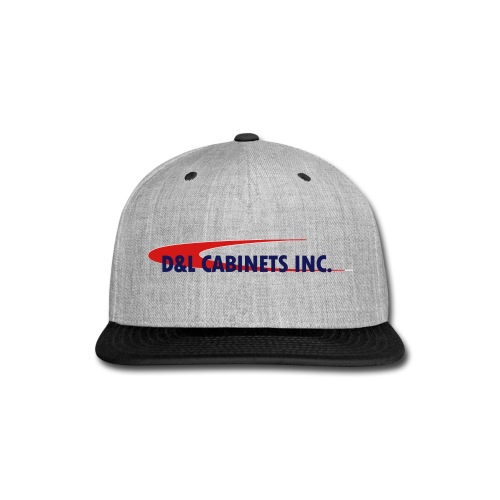 D&L Cabinets INC. - Snap-back Baseball Cap