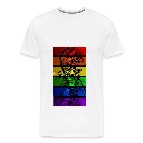 life color - Men's Premium T-Shirt