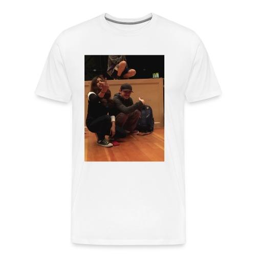 thespian troupe 501 - Men's Premium T-Shirt