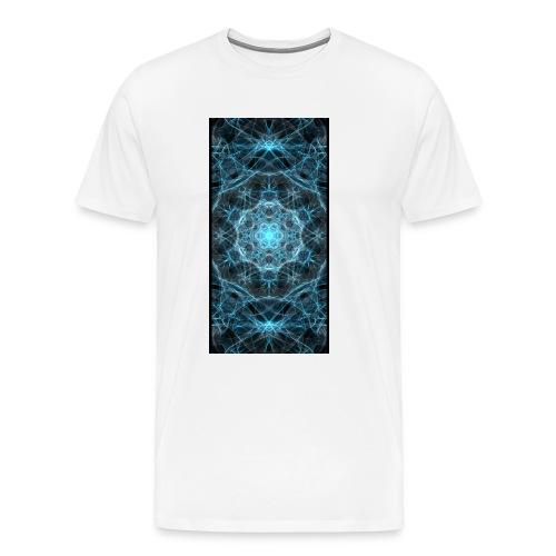 Icy Lights - Men's Premium T-Shirt