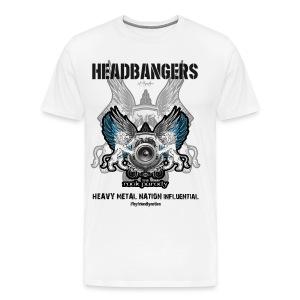 We, The HeadBangers - Men's Premium T-Shirt