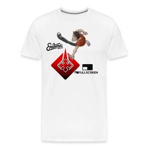 Tshirt By Kantus Salvaje - Men's Premium T-Shirt