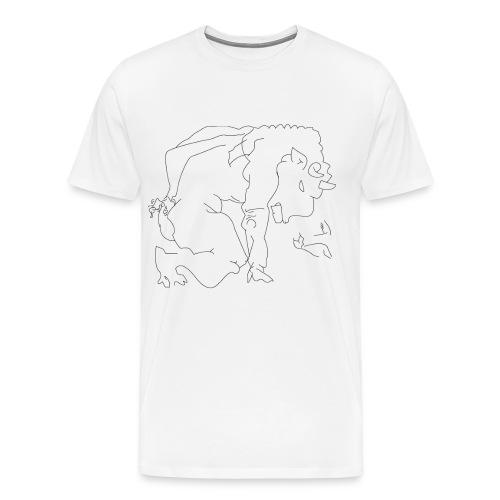 Picasso - Men's Premium T-Shirt