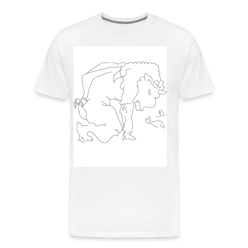 Picasso - Men's Premium T-Shirt
