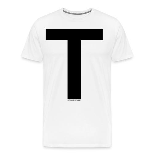 Attractive-Shirt - Men's Premium T-Shirt