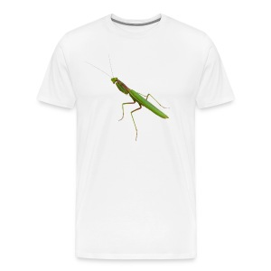 Praying Mantis - Men's Premium T-Shirt