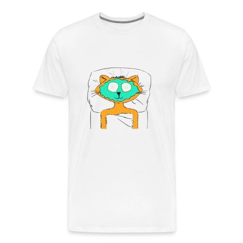 Spa Cat - Men's Premium T-Shirt
