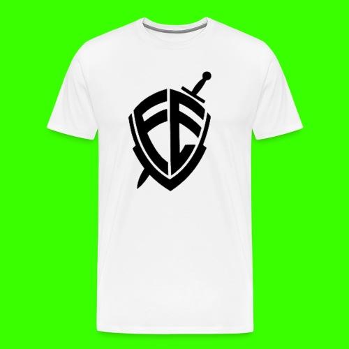 O Brasão da FE !! - Men's Premium T-Shirt