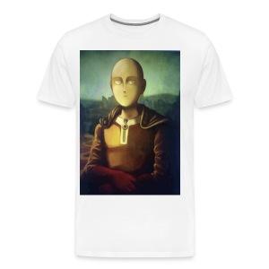 One punch man ( Saitama ) Tee - Men's Premium T-Shirt
