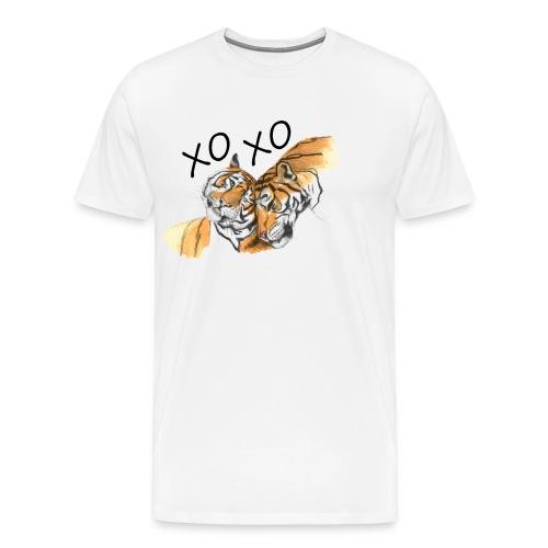 XO TIGERS - Men's Premium T-Shirt