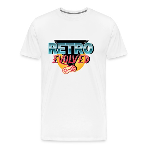 Retro Evolved - Men's Premium T-Shirt