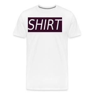 Shirt shirt - Men's Premium T-Shirt