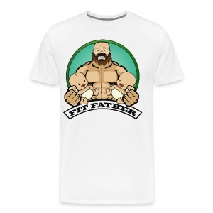Fit Father - Men's Premium T-Shirt
