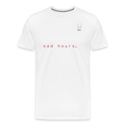 Sad Hours - Men's Premium T-Shirt
