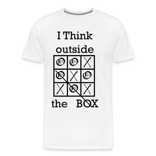 Tic Tac Toe - Men's Premium T-Shirt
