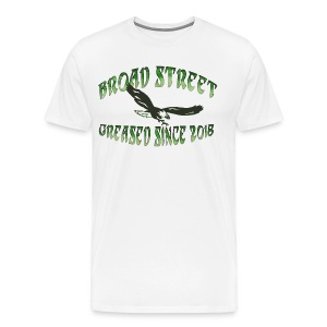 Broad Street Greased - Men's Premium T-Shirt