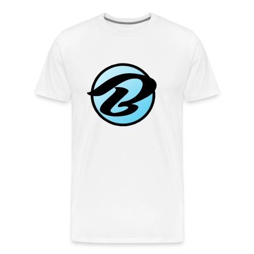 Bruiser Logo - Men's Premium T-Shirt