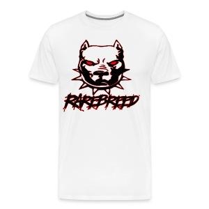 rarebreed pit - Men's Premium T-Shirt