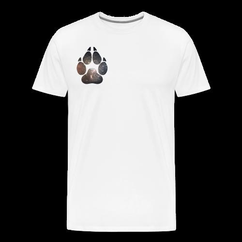 Paw Print 01 - Men's Premium T-Shirt