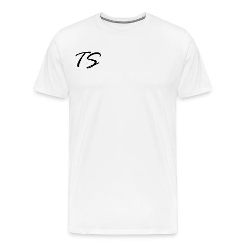 TS Logo Black - Men's Premium T-Shirt