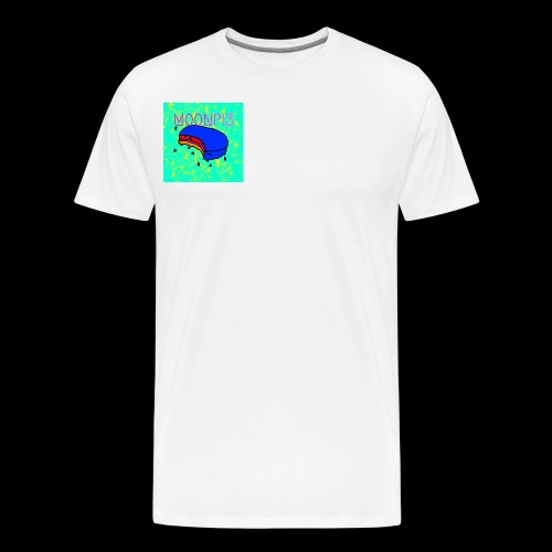 m00npi3 - Men's Premium T-Shirt