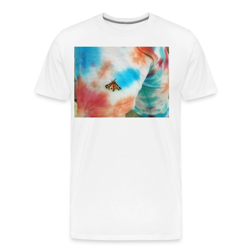 Diamond moth - Men's Premium T-Shirt