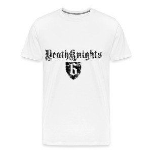 Deathknight6Shieldshirt - Men's Premium T-Shirt